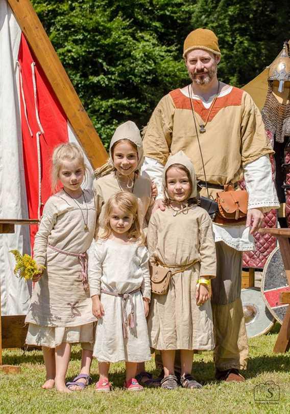 Les Fêtes médiévales de Lanaudière
