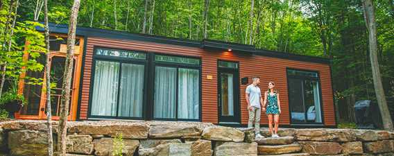 Mini-maison du Domaine Natur'Eau