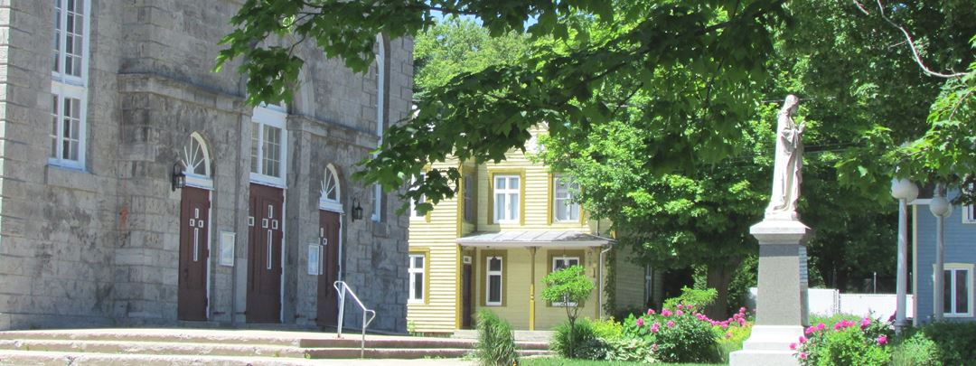 Church of Saint-Alexis