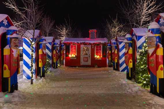 Marché de Noël de Joliette