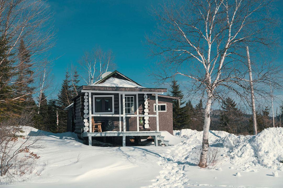 Cottage at Pourvoirie La Barrière