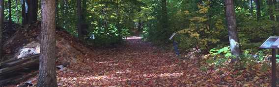Randonnée pédestre - Pépinière Villeneuve