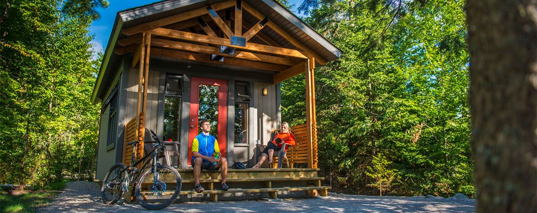Cottage at Parc national du Mont-Tremblant