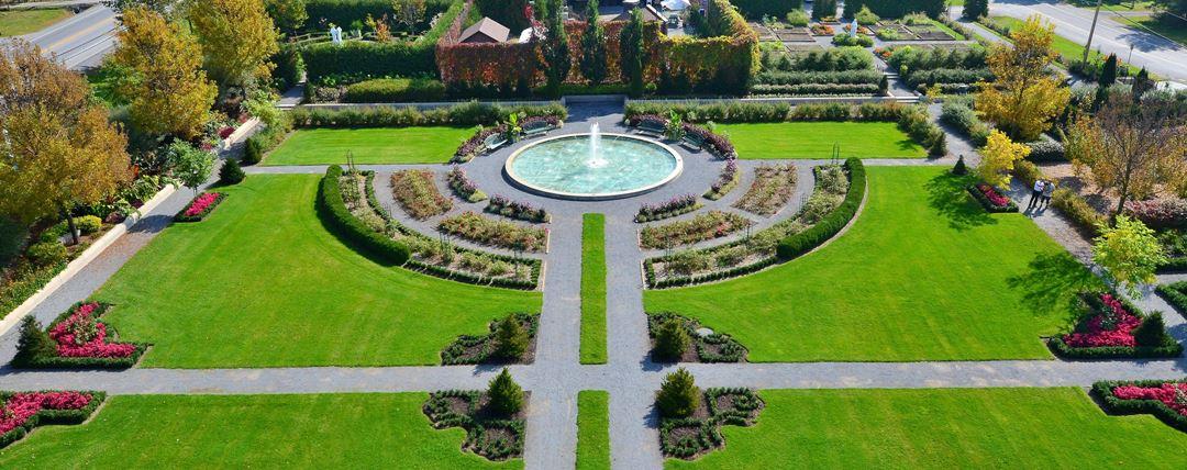 Jardins de la Maison Antoine-Lacombe