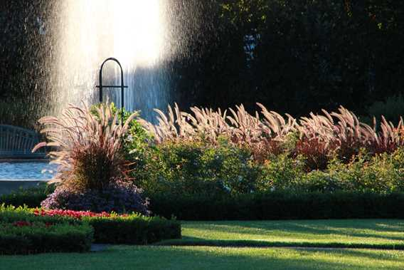 Gardens of Maison Antoine-Lacombe