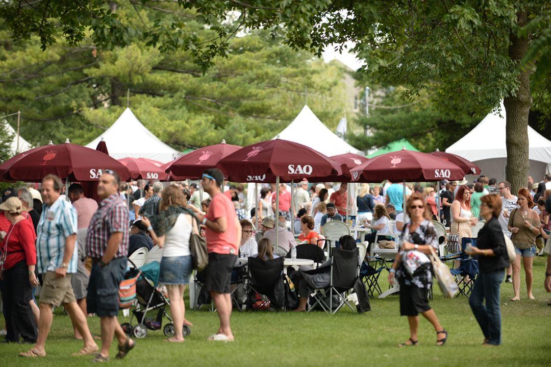Festival vins et histoire de Terrebonne