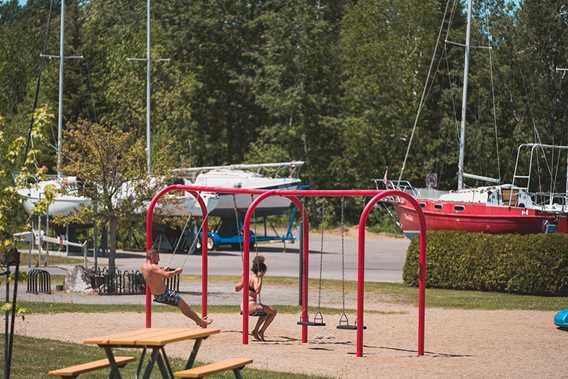 Parc des Pionniers