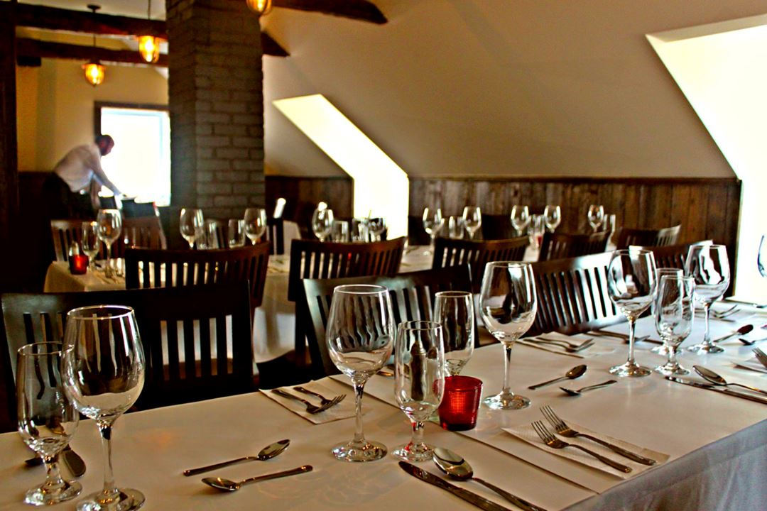 Restaurant Ma Cuisine dining room