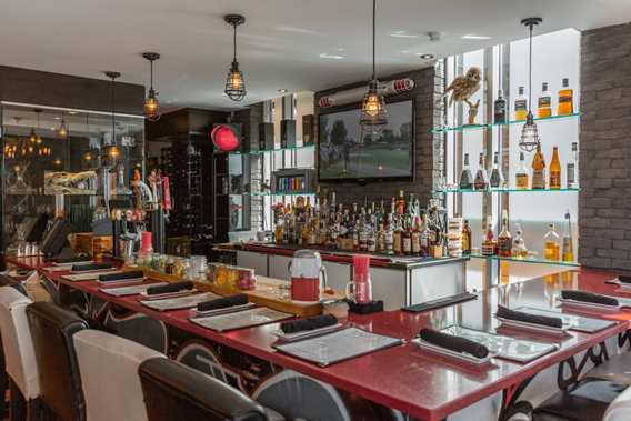 Restaurant Taboo cuisine rebelle