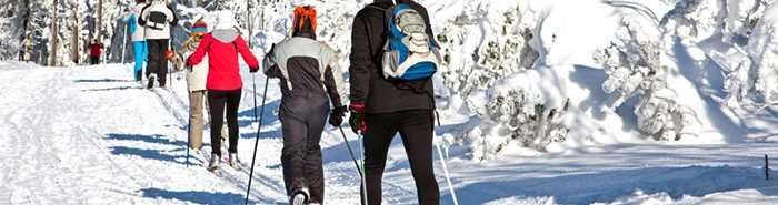 Ski de fond Lanaudière