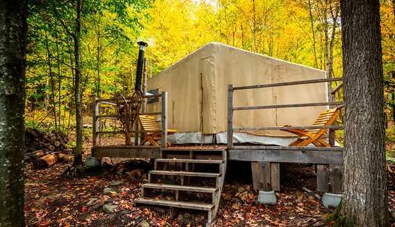 Amishk Aventures Amérindiennes