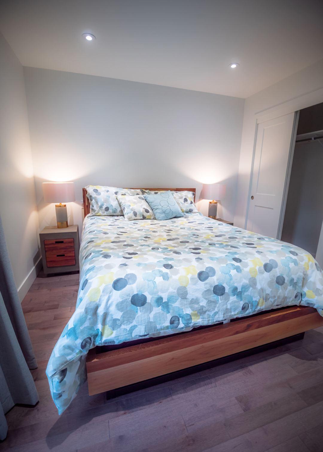 Room in La Montagne Coupée cottages