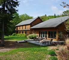 Cottages rental - Auberge du Lac Priscault