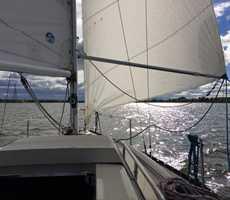 Apprendre à naviguer sur un bateau à voile