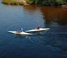 Activités nautiques Auberge du Lac Taureau