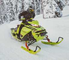 Location Mastigouche snowmobile rental