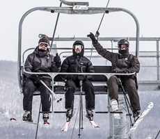 ski la reserve et planche a neige