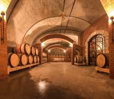 Cave à vin du Vignoble St-Gabriel