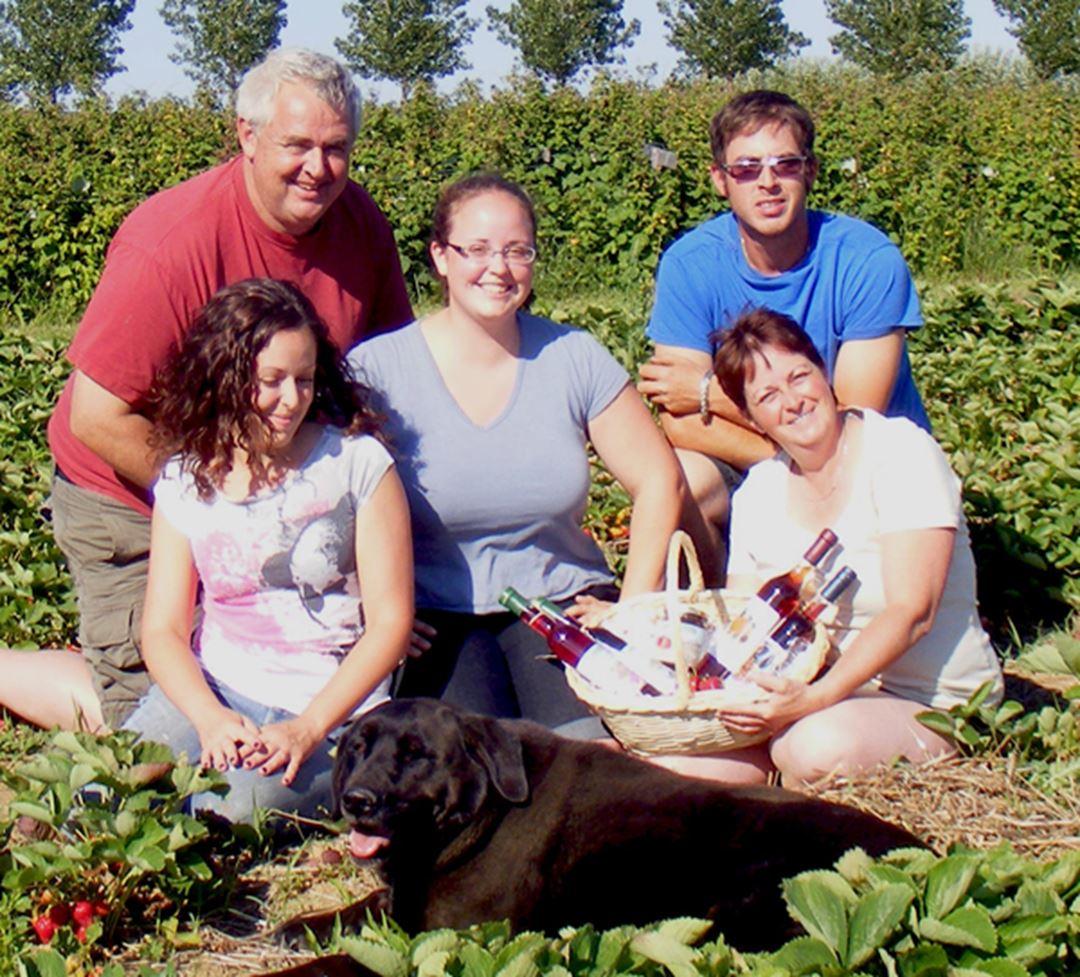 La famille Rivest