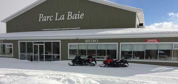 Restaurant Le Bistro Du Parc La Baie