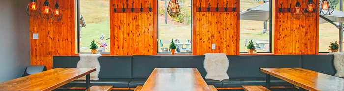 Café-bistro de Ski Montcalm