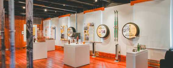 L'exposition Frette ou tablette à l'Île-des-Moulins