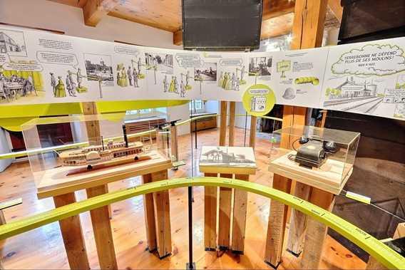 Exposition permanente de la Maison Bélisle : Il était une fois Terrebonne