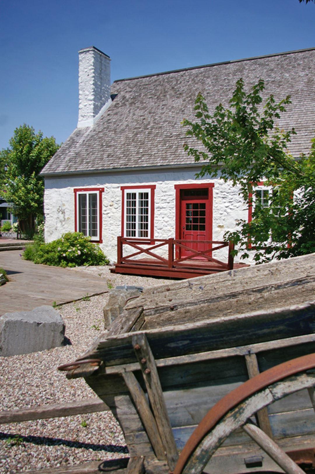 Maison Bélisle musée dans le Vieux-Terrebonne