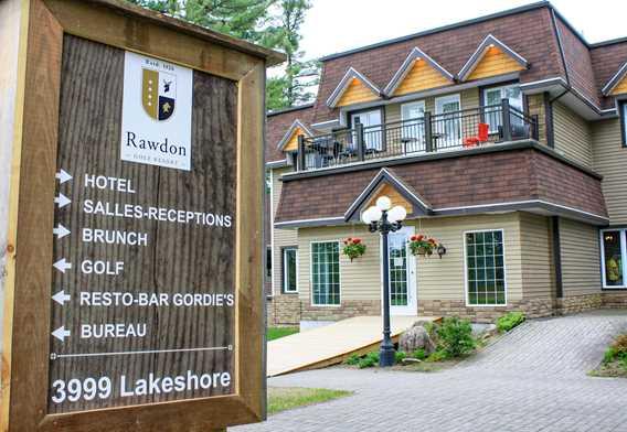 Rawdon Golf Resort extérieur