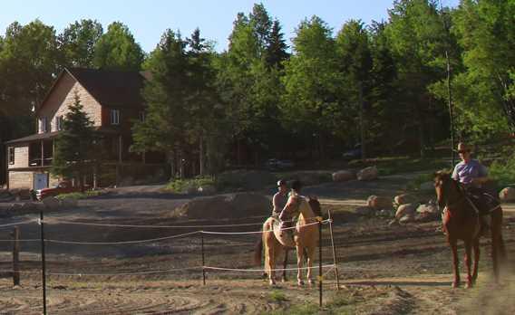 Domaine-Sam-Calm-horse-rinding