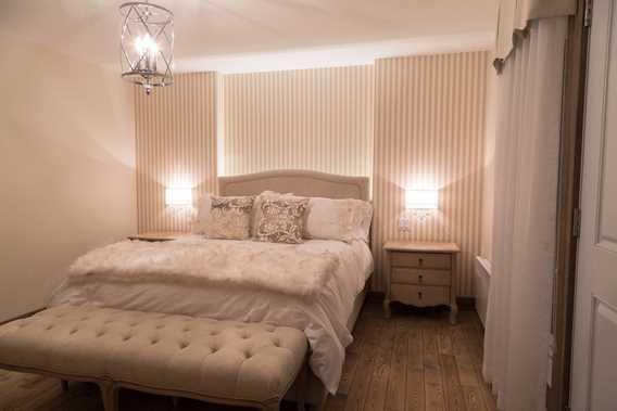 Hôtel-Spa Le Suisse room La Provence