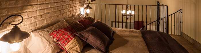 Hôtel-Spa Le Suisse chambre Chalet Le Loft