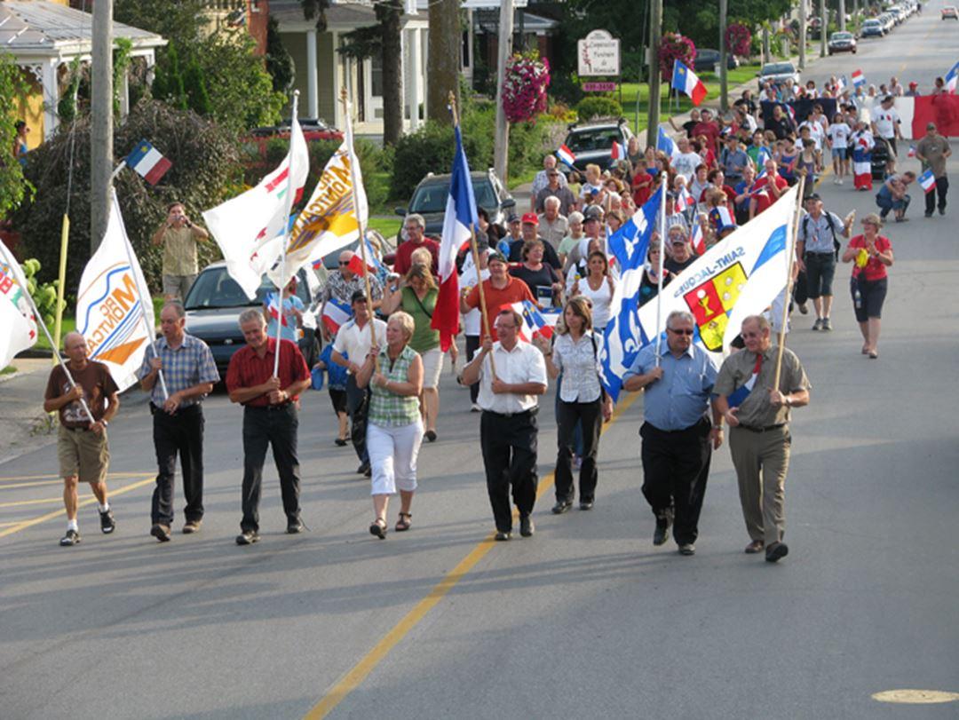 Festival acadien de la Nouvelle-Acadie