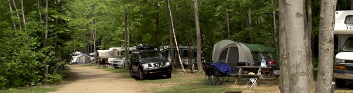 Camping À la Plage Bernard