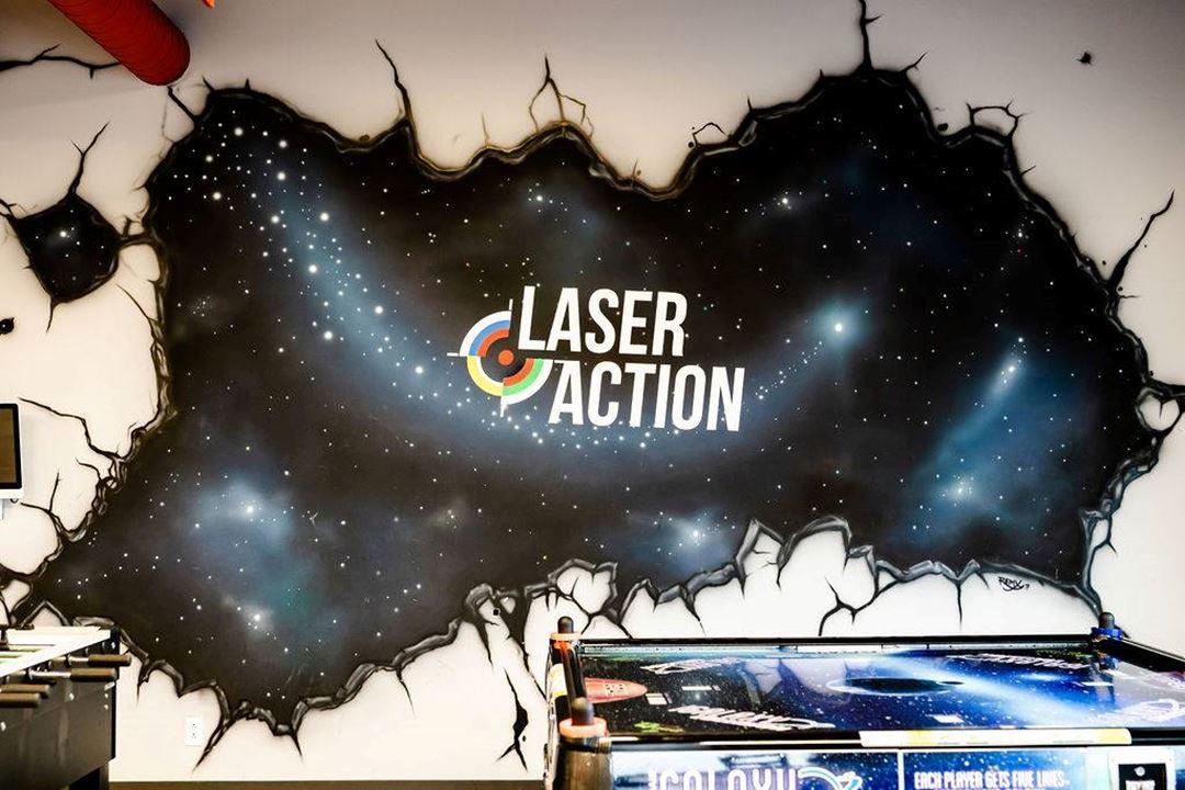 Divertissement Laser Action