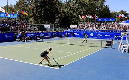 Internationaux de tennis junior Banque Nationale