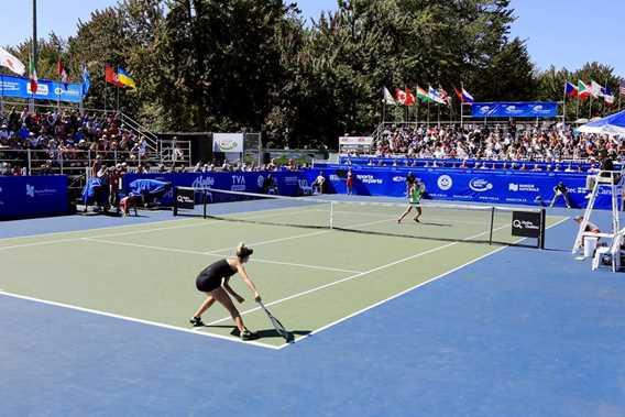 Internationaux de tennis junior Banque Nationale