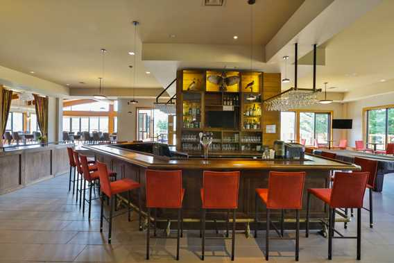 Bar of Le Grand R
