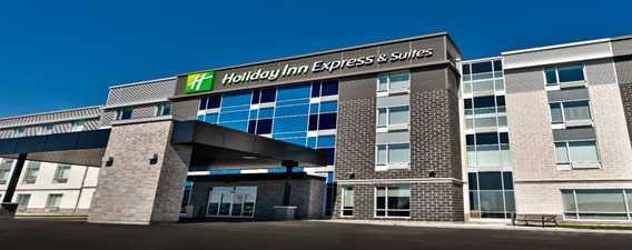 Holiday Inn Express & Suites Trois-Rivières