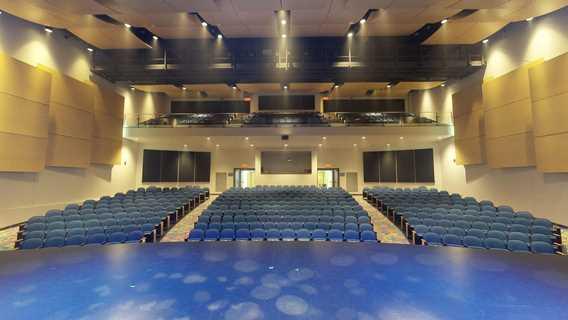 Salle Julie-Pothier du Collège Esther-Blondin