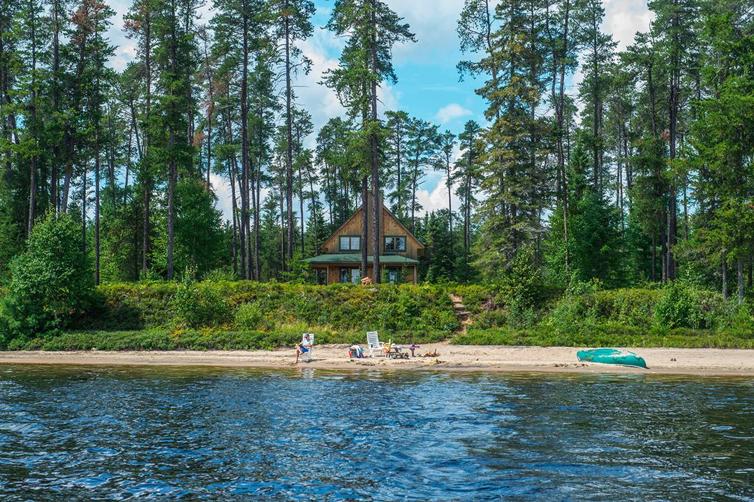 Cottage at Camp Taureau