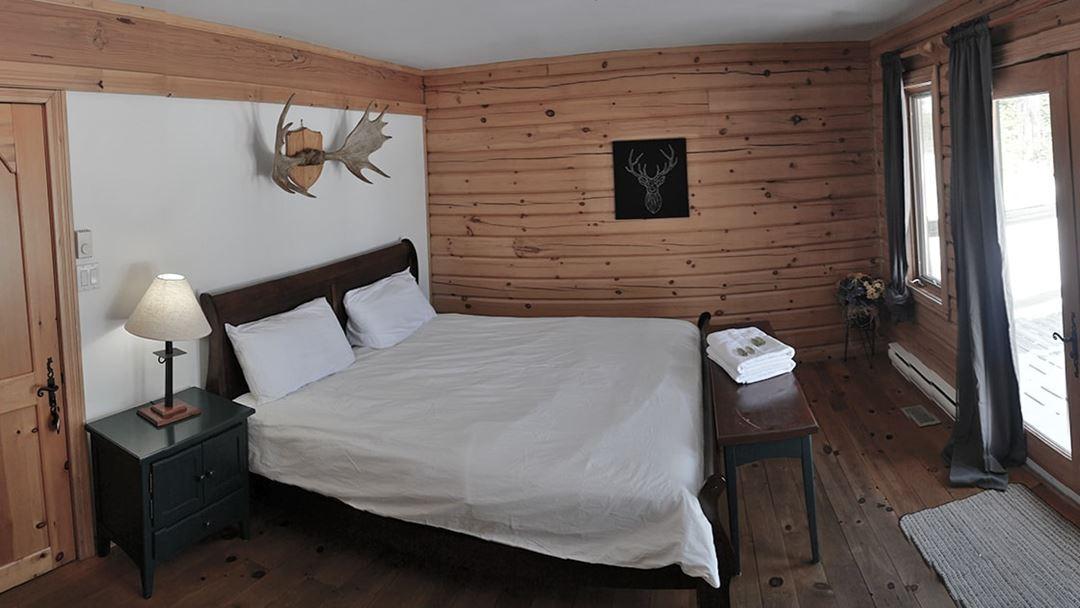 Chambre au Camp Taureau