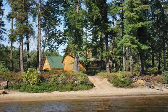 Chalet du Camp Taureau