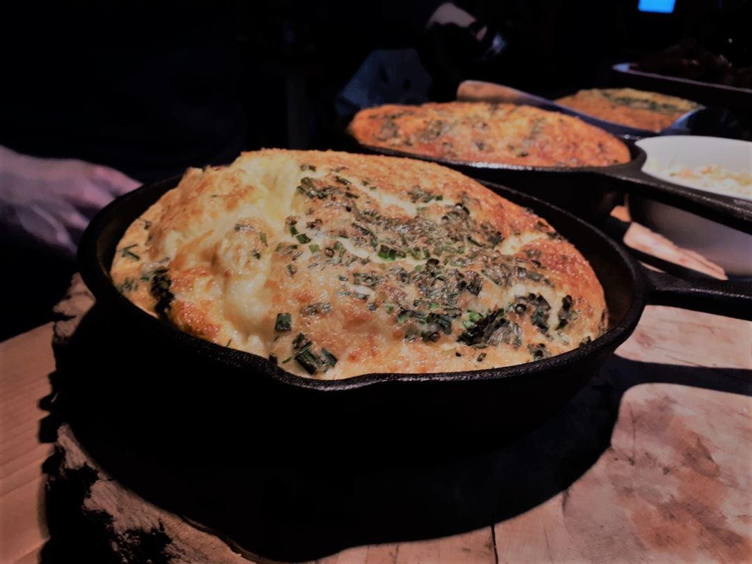 Omelette of Cabane à sucre Côte-à-Joly