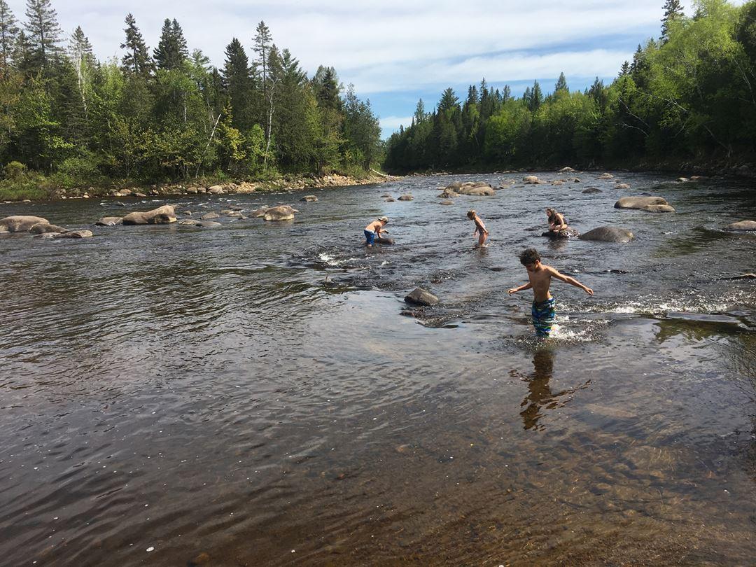Chalets Lac et rivière