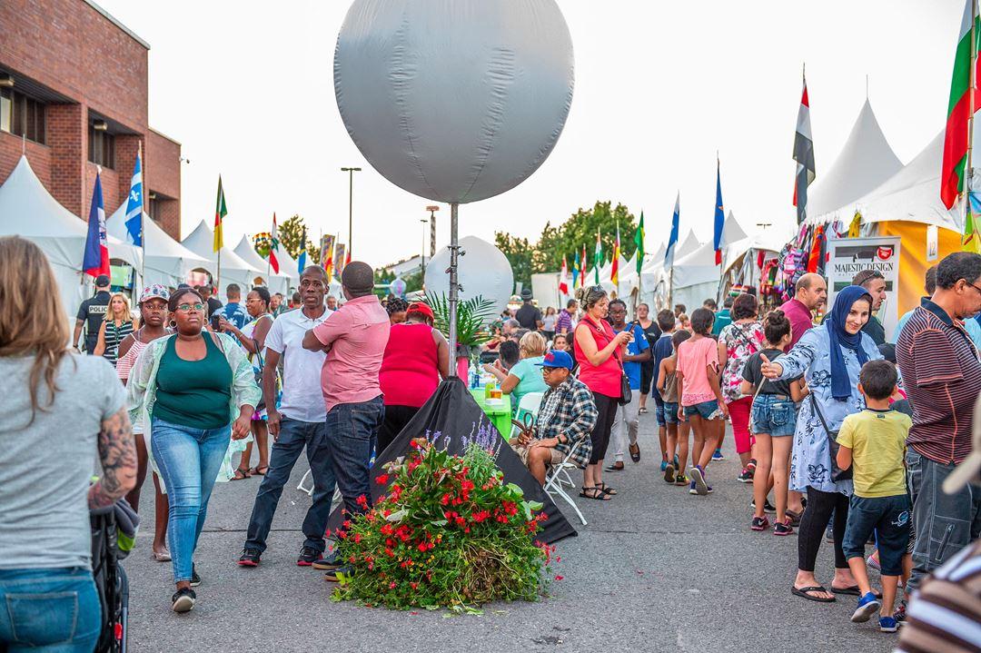 Foule au Festival FIER