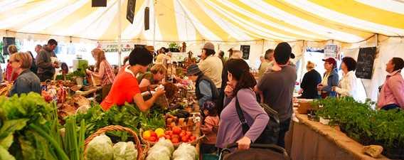 Public market of Notre-Dame-de-la-Merci