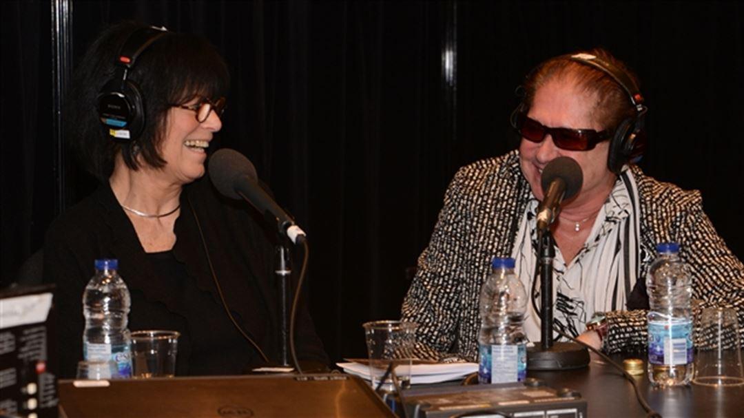 Denise Desautels et Jean-Paul Daoust à l'événement Le meilleur des deux monde - Rendez-vous poético-musical