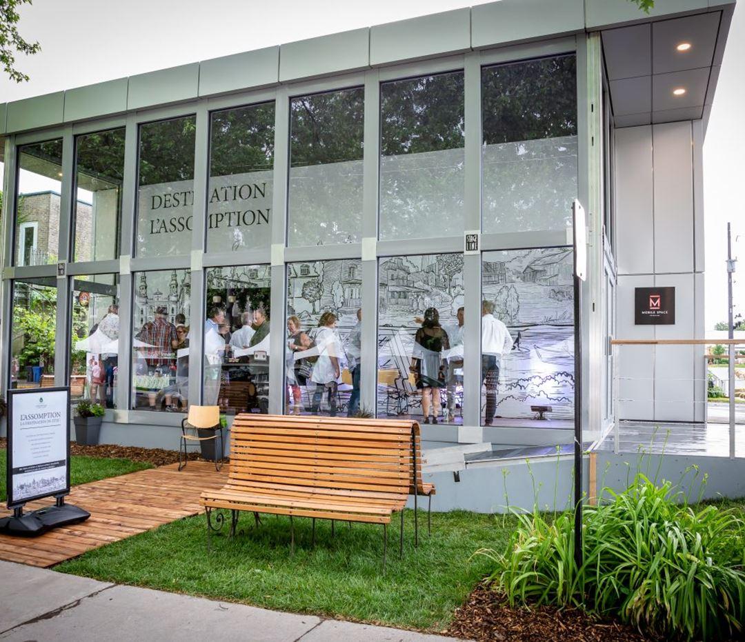 Musée de l'éducation à L'Assomption