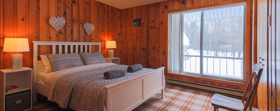 Room at Chalet Bourbon